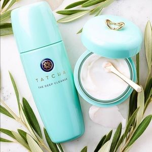 🆕 tatcha the deep cleanse water cream moisturizer